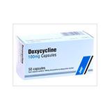 doxycycline dci 100